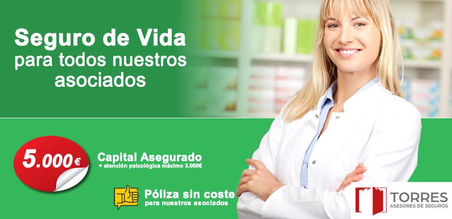 seguros para farmacias