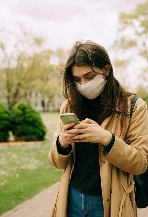La importancia de usar la mascarilla adecuada a cada edad